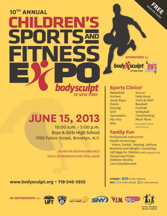 Children's Sports Fitness Expo